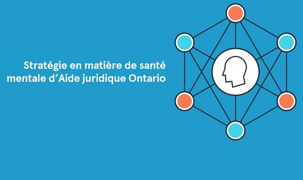 Stratégie en matière de santé mentale d'Aide juridique Ontario
